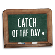 Jarotes 'Catch of the Day'...