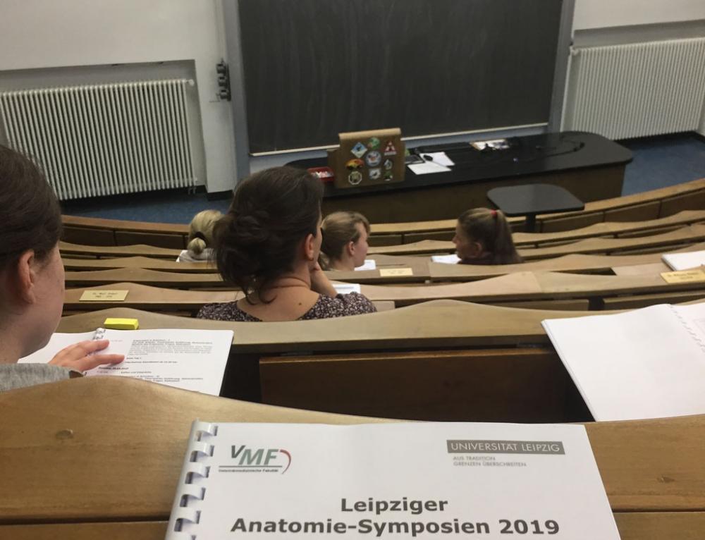 Anatomie / Uni Leipzig